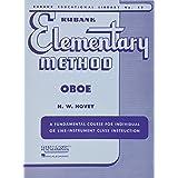 Rubank Elementary Method - OBOE (Rubank Educational Library)