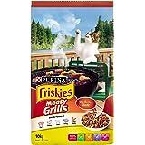Friskies Adult Meaty Grills Cat Food, 10kg