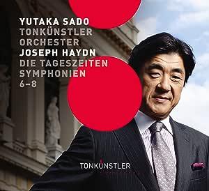 ハイドン:交響曲《朝》《昼》《晩》