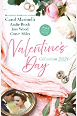 Valentine's Day Collection 2021/Seduced by the Heart Surgeon/The Last Heir of Monterrato/Reunited...and Pregnant/Snowed In (The Hollywood Hills Clinic) Kindle Edition