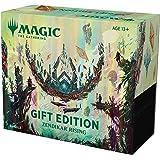 ウィザーズ・オブ・ザ・コースト MTG マジック:ザ・ギャザリング ゼンディカーの夜明け バンドル ギフト エディション 英語版 Zendikar Rising Bundle Gift Edition C77290000