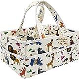 Diaper Bag Organizer Newborn Boy - Extra Large Caddy Organizer, Portable Nursery Organizer Baby Basket for Baby Necessities a