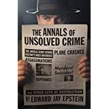 Annals Of Unsolved Crime, The