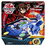 Bakugan Battle Arena, Game Board for Bakugan Collectibles, for Ages 6 and Up