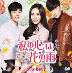 私の心は花の雨DVD-BOX1(14枚組)
