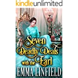 Seven Deadly Deals with the Earl : A Historical Regency Romance Novel