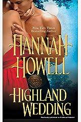 Highland Wedding (Highland Brides Book 2) Kindle Edition