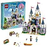 LEGO Disney Princess Cinderella's Dream Castle 41154 Playset Toy