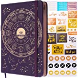 Law of Attraction Life & Weekly Goal Planner - A 12 Month Journey Creating Your Dream Life - Personal Gratitude Journal, Succ