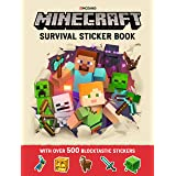 Minecraft Survival Sticker Book: An Official Minecraft Book From Mojang