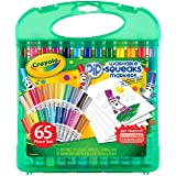 Crayola 1215254 Pip-Squeaks Washable Markers Kit