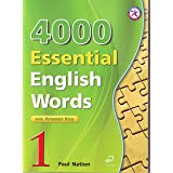 4000 ESSENTIAL ENGLISH WORDS 1:STUDENT BOOK WITH ANSWER KEY