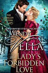 The Lady's Forbidden Love (The Langley Sisters Book 7) Kindle Edition