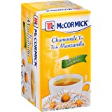 McCormick 25 Count Box Caffeine Free Chamomile Tea Bags, 1.06 oz