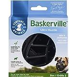 The Company Of Animals Baskerville Ultra Dog Muzzle, Size 2, Black (MBU02)