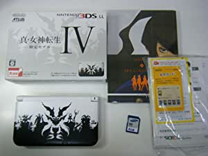 ニンテンドー 3DSLL 真・女神転生IV 限定モデル