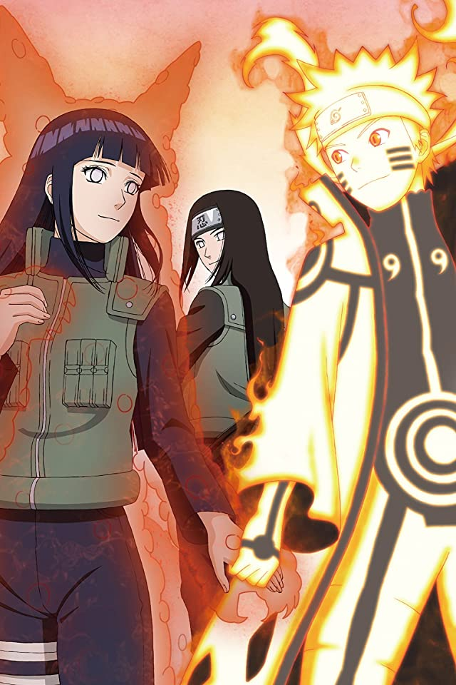 Naruto ナルト 日向ヒナタ うずまきナルト 日向ネジ Iphone 640 960 壁紙 画像 スマポ