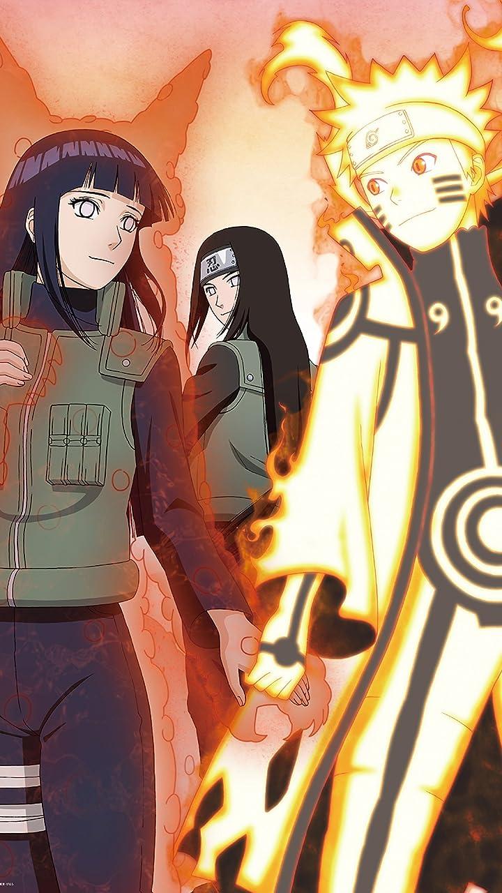 Naruto ナルト 日向ヒナタ うずまきナルト 日向ネジ Hd 720 1280 壁紙