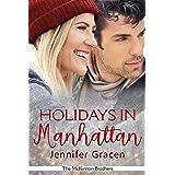 Holidays in Manhattan (The McKinnon Brothers Book 5)