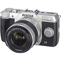 PENTAX デジタルミラーレス一眼 Q10 ズームレンズキット [標準ズーム 02 STANDARD ZOOM] シル…