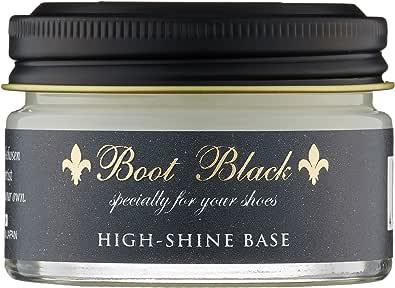 [ブートブラック] HIGH SHINE BASE メンズ BBハイシャインベース