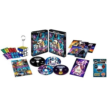 プレミアム・エディション(4K ULTRA HD&3D&2D&特典ブルーレイセット)(限定版/4枚組/ブックレット付)(オリジナルピンバッジ5個セット)