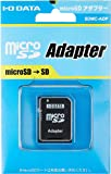 I-O DATA microSDカード専用 SDカードアダプター SDMC-ADP