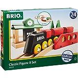 Brio 33028 Classic Figure 8 Set Train Set