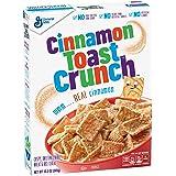General Mills Cinnamon Toast Crunch Cereal, 345 g, Cinnamon