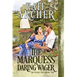 The Marquess' Daring Wager (The Duke's Pact Book 2) (English Edition)