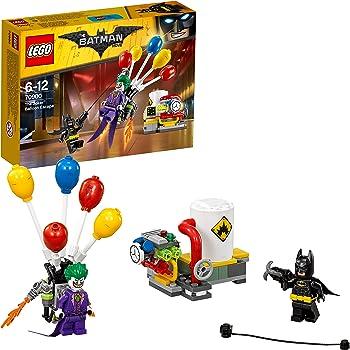 レゴ(LEGO) バットマンムービー ジョーカー 気球で逃亡 70900