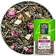 Tiesta Tea - Fruity Paradise, Loose Leaf Strawberry Pineapple Green Tea, Medium Caffeine, Hot & Iced Tea, 1.6 oz Pouch - 25 C