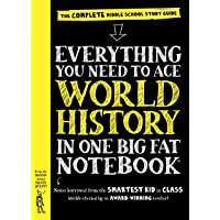 Everything You Need to Ace World History in One Big Fat Note…