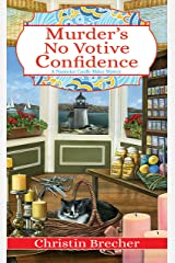 Murder's No Votive Confidence (Nantucket Candle Maker Mystery Book 1) Kindle Edition