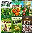 6 books in 1 - Agriculture, Agronomy, Animal Husbandry, Sustainable Agriculture, Tropical Agriculture, Farm Animals, Vegetabl