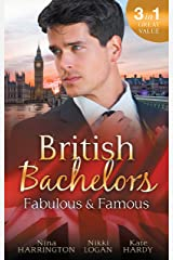British Bachelors: Fabulous And Famous - 3 Book Box Set (Tea for two) Kindle Edition