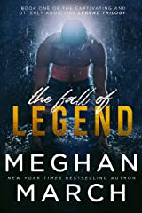 The Fall of Legend (Legend Trilogy Book 1) Kindle Edition