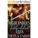 Highlander's Forbidden Lass: Scottish Medieval Highlander Romance
