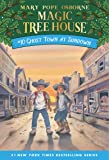 Magic Tree House (Ghost Town at Sundown Band 10)