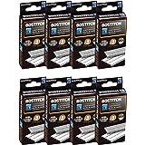 "Bostitch Standard Staples, 1/4"" Length, 5000 Per Box, 8-Pack"