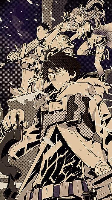 2020秋アニメ - シロエ,直継,てとら
