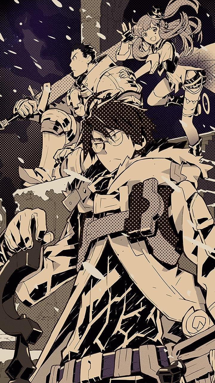ログ・ホライズン シロエ,直継,てとら HD(720×1280)壁紙 画像29513 スマポ