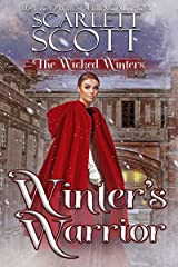 Winter's Warrior (The Wicked Winters Book 13) Kindle Edition
