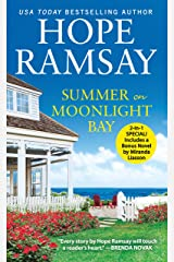 Summer on Moonlight Bay: Two full books for the price of one Kindle Edition