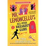 Mr. lemoncello's All-Star Breakout Game: 4
