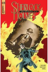 Sherlock Holmes: The Vanishing Man #3 Kindle Edition