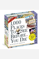 1000 Places See Colo Page-A-Day Cal 2020 Calendar