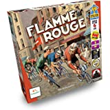 Stronghold Games 6010SG Flamme Rouge Tabletop Game