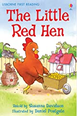 The Little Red Hen: For tablet devices (Usborne First Reading: Level Three) Kindle Edition