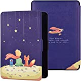 TERSELY Slimshell Case for All-New Kindle 10th Generation, 2019 Released (Model No.J9G29R), Smart Shell Cover Protective PU L